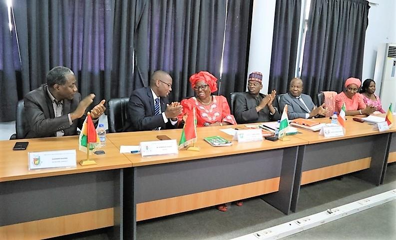 11ème Conseil de Fondation de Karanta : session des Ministres