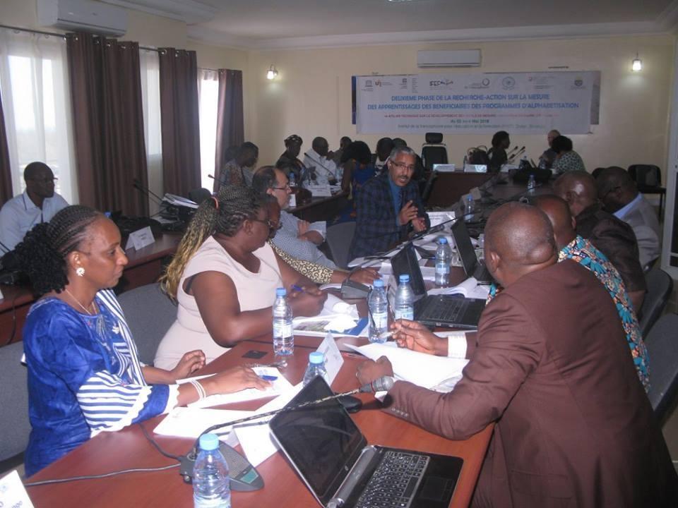 Mission de DAKAR au Sénégal du 02 au 08 Mai 2018